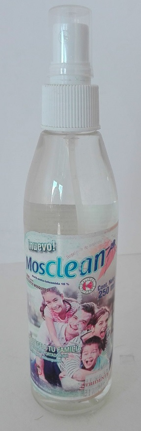MOSCLEAN chico