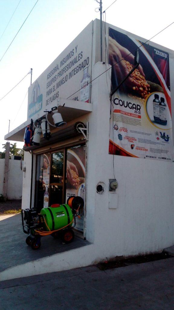 Dinamex Sucursal Los Mochis Sinaloa